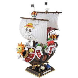 Thousand Sunny Plastic Model Kit