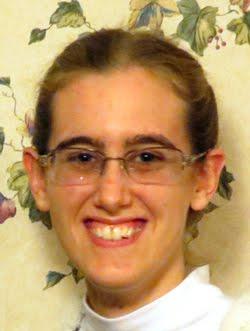 Beth Albertson, Age 22