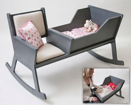 Modern Baby Rocking chair Cradles, baby rocking cradle