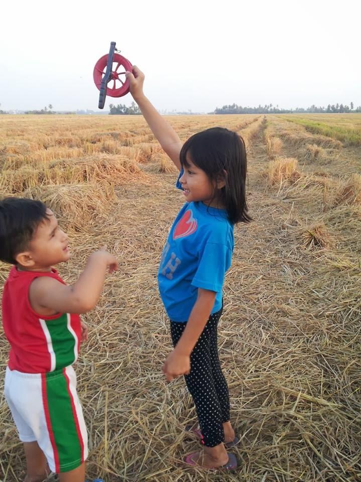 Aktiviti Musim Timur atau aktiviti selepas menuai padi di Perlis