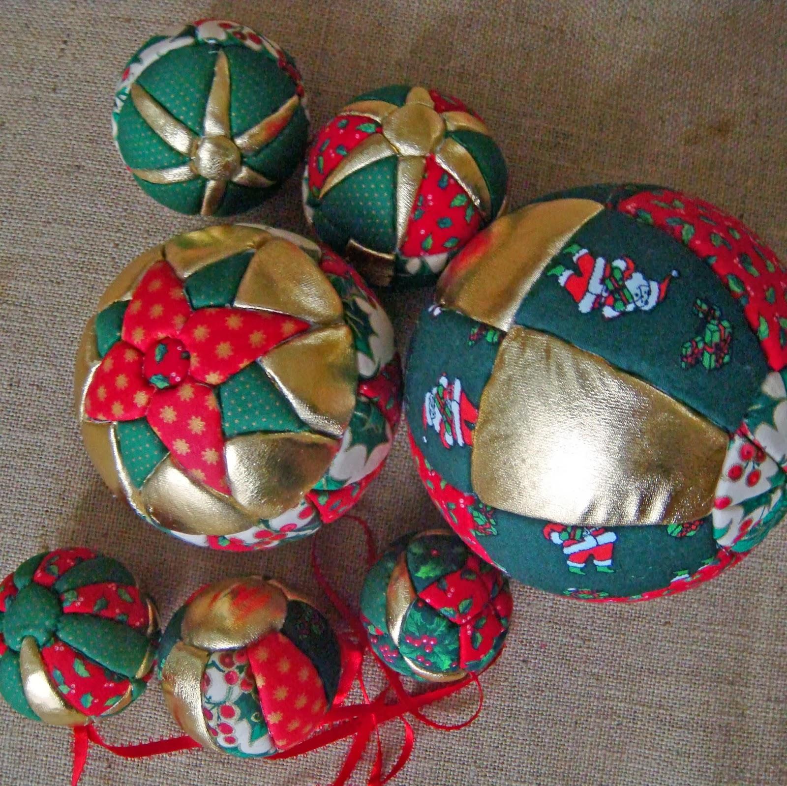Новогодние шары ручной работы своими руками
