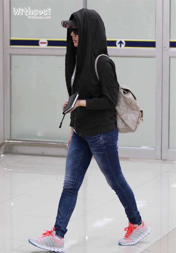 Sunny Snsd Fashion Style