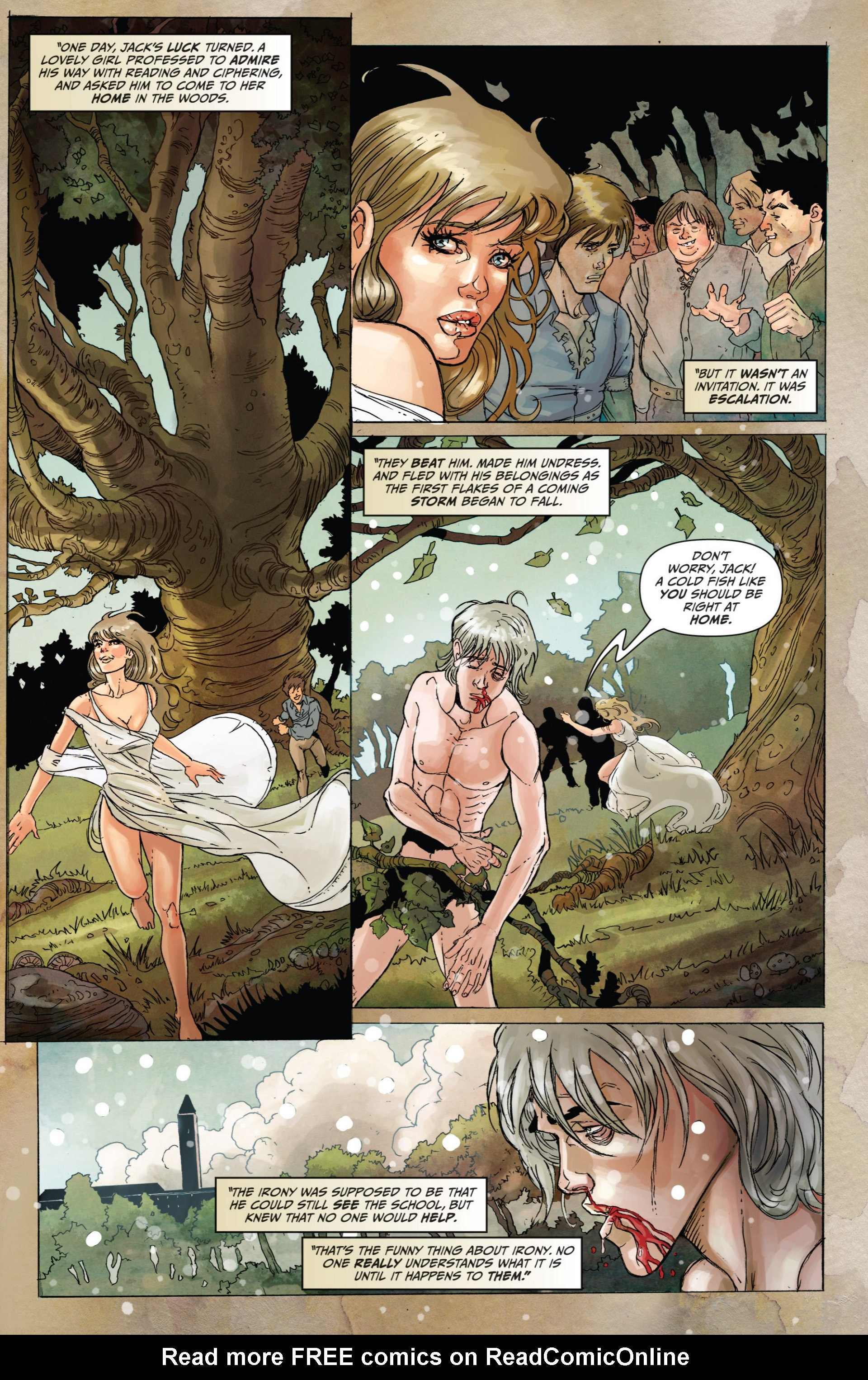 Grimm Fairy Tales (2005) Issue #84 #87 - English 8