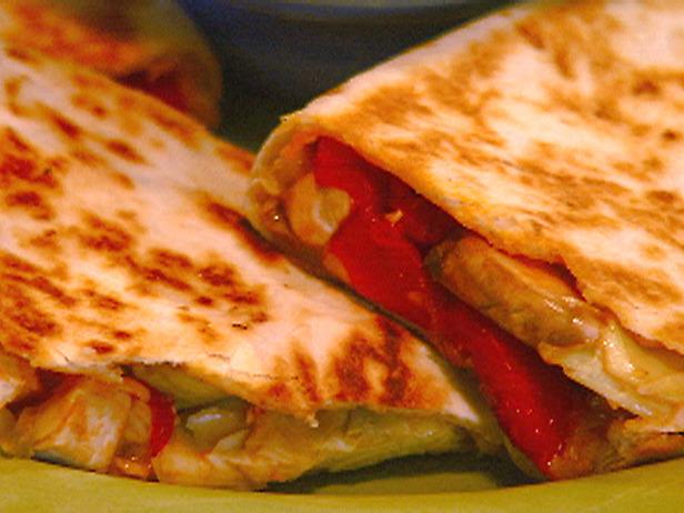 ... Brian's Adventures in Life: Recipe of The Week: Vegetable Quesadillas
