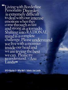 The BPD Tornado