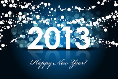 sms ucapan tahun baru 2013