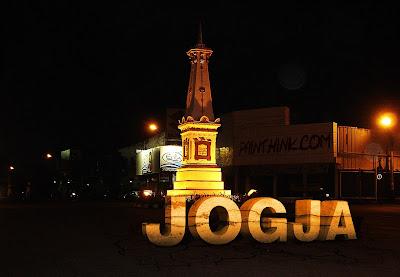 Yogyakarta, holiday in Yogyakarta, Jalan Malioboro