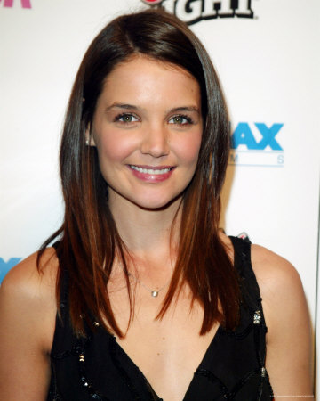 Katie Holmes Daily Hairstyle