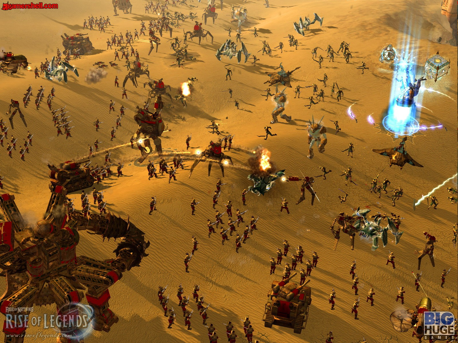 Rise of Nations Rise of Legends | PC Games Free Download ...