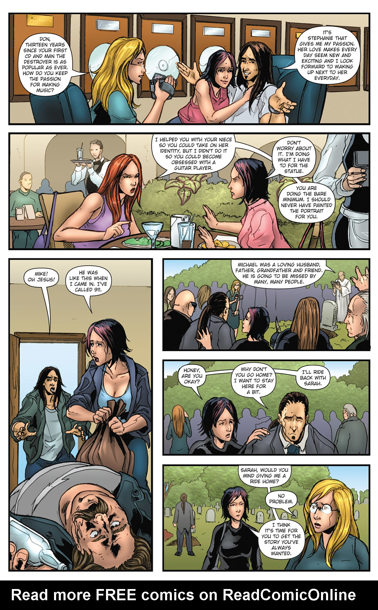 Grimm Fairy Tales (2005) Issue #35 #38 - English 6