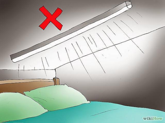 Cara Mengatur Feng Shui Kamar Tidur Anda Bagian 2