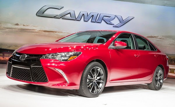 2015 Toyota Camry 2.0 Turbo Could Add Some Zest To The Companyu0027s Leading  Seller