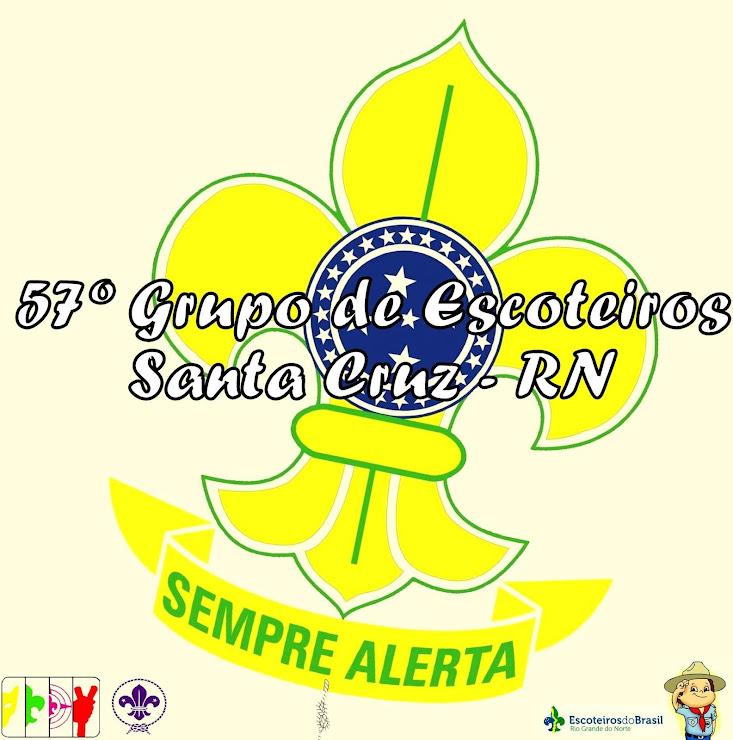 57º G.E SANTA CRUZ - RN