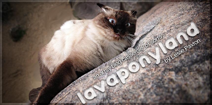 Lavaponyland