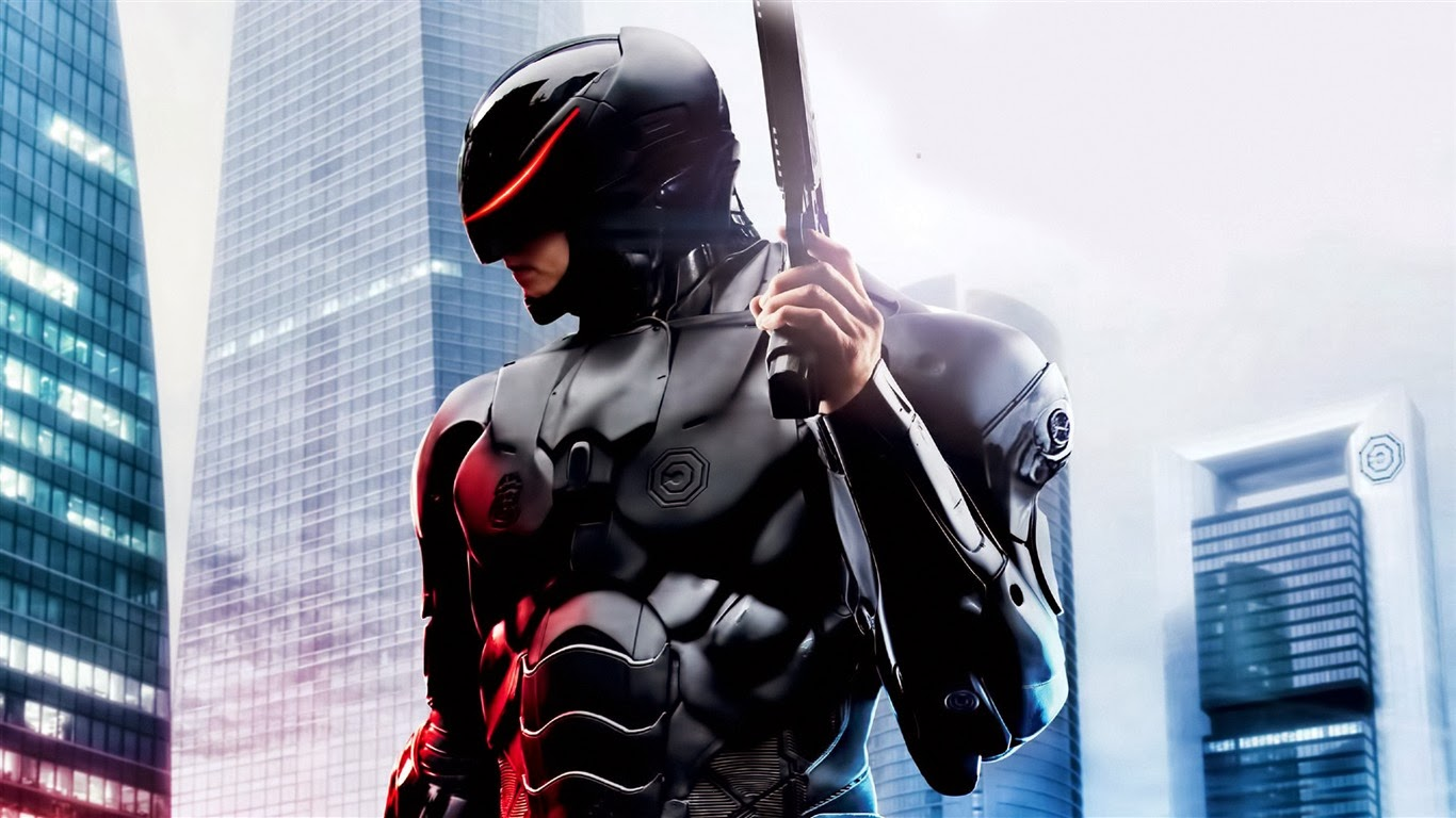 Robocop 2014 Movie Poster HD Wall Wallpapers - HD Wall Wallpapers