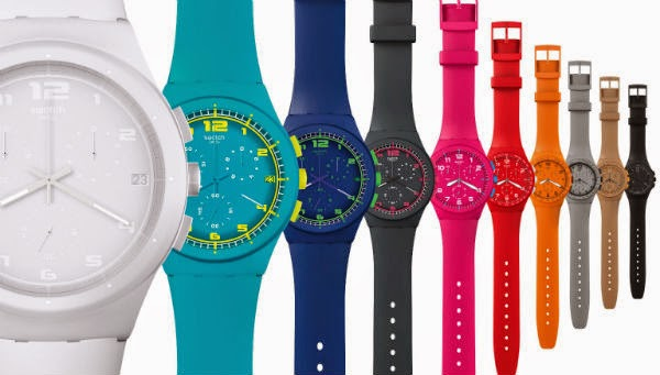 MUST-SEE! Swatch+Swatch Center opens on November 5, plus BenCab's 'Sabel'
