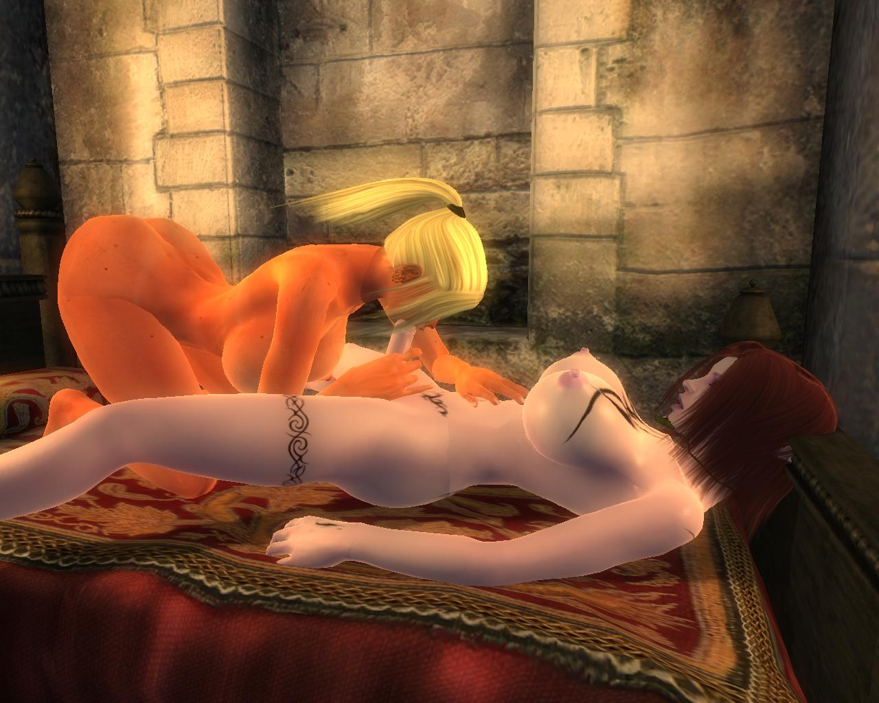 Oblivion sex animations mod hentai thumbs