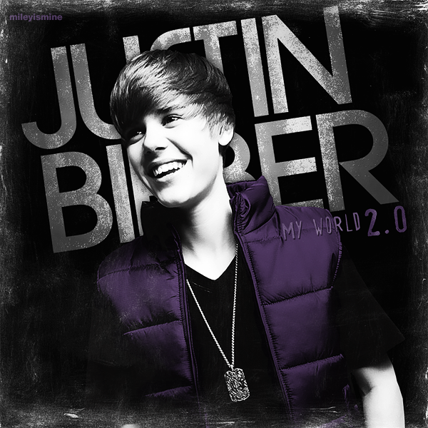 justin bieber album my world 2.0. Justin Bieber - My World 2.0