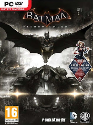 Jogo Batman Arkham Knight – PC (2015)