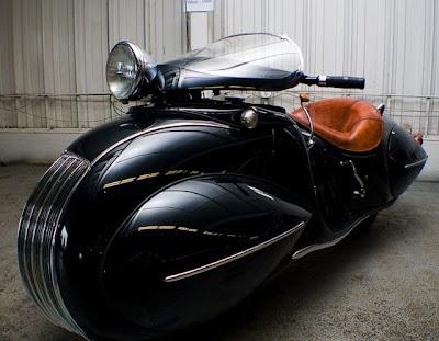 Motocicleta Henderson Personalizada