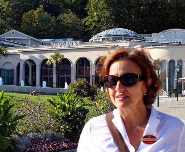 Dr. Christine Triebning-Löffler zeigt uns die schönsten Seiten von Baden © Copyright Monika Fuchs, TravelWorldOnline