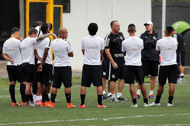 Santos pode voltar a figurar no G4 depois de 183 rodadas de Campeonato Brasileiro  (Foto: Pedro Ernesto Guerra Azevedo/Divulgação)