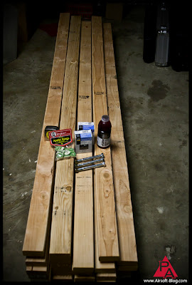 how to build a workbench, Airsoft man cave, Airsoft guns, Pyramyd Airsoft Blog, Tom Harris Media, Tominator, height=400