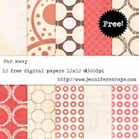 http://www.jenniferscraps.com/2014/03/04/far-away-freebie-digital-paper-pack-of-the-day/