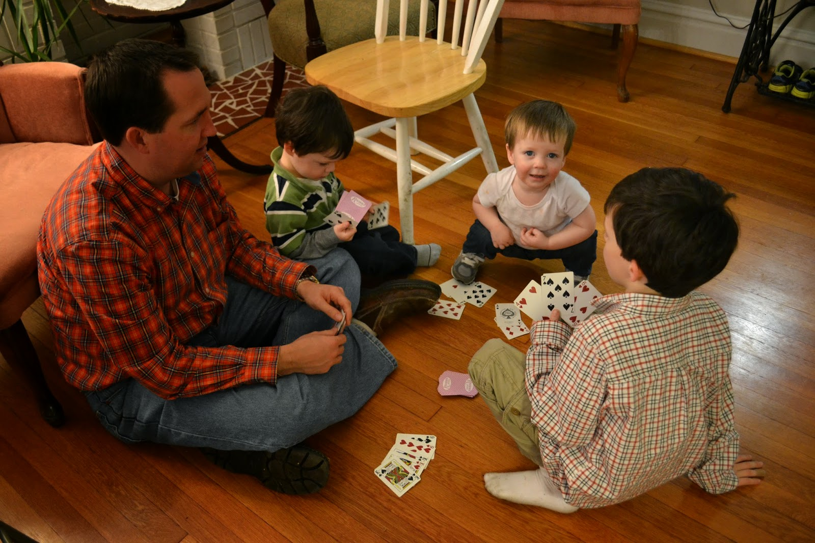 after trivial pursuit max really wanted to play go fish. Black Bedroom Furniture Sets. Home Design Ideas
