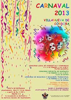 Carnaval de Villanueva de Córdoba 2013