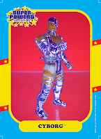 Super Powers Collection Cyborg Action Figure by Kenner