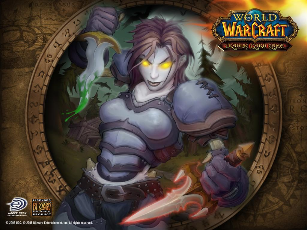 World of Warcraft HD & Widescreen Wallpaper 0.380386894097919