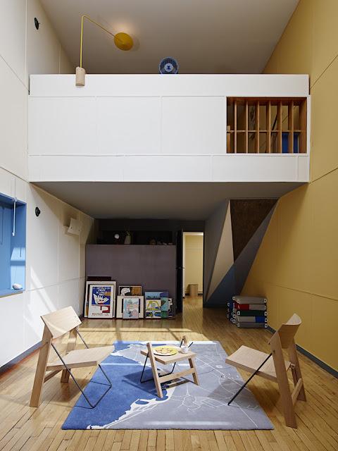 ÉCAL redesign of Le Corbusier's Cité Radieuse - Nest of Pearls
