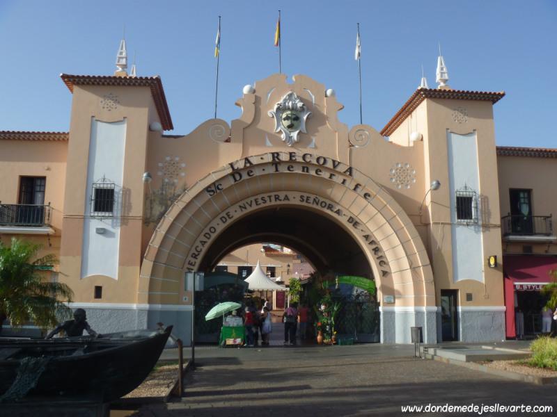 Mercado Nuestra Señora de África
