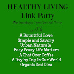 Healthy Living Pin-it Party, Wednesdays 5pm PST