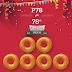 Krispy Kreme celebrates 78th: Buy 6 doughnuts for only P78!