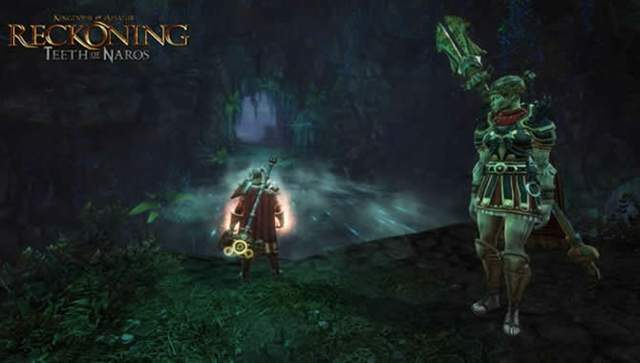 DLC Teeth Of Naros Skidrow Expansión Kingdoms of Amalur