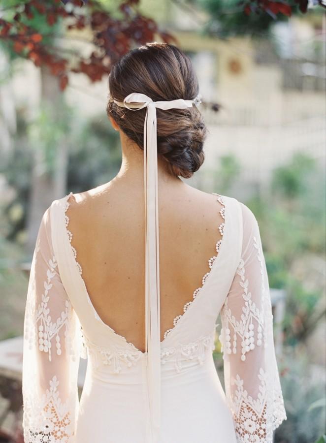 Peinados novia ibicenca