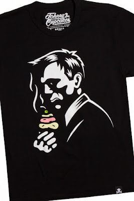 "James Bond Spectre ""Spy Guy"" T-Shirt by Johnny Cupcakes"