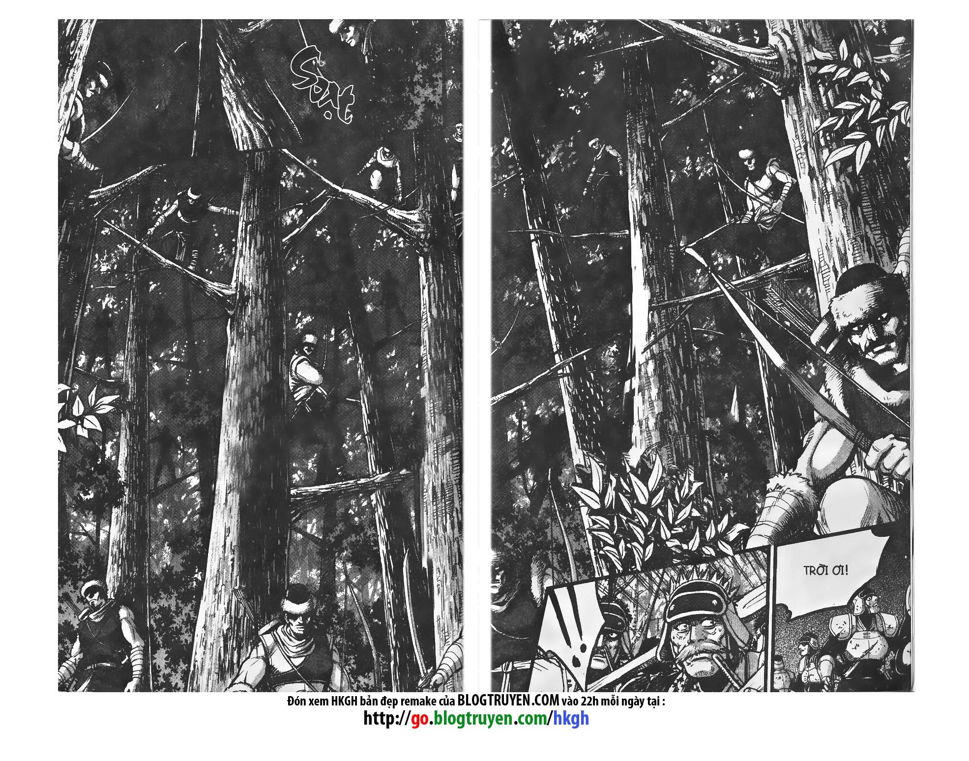 Hiệp Khách Giang Hồ - Hiệp Khách Giang Hồ Chap 371 - Pic 22