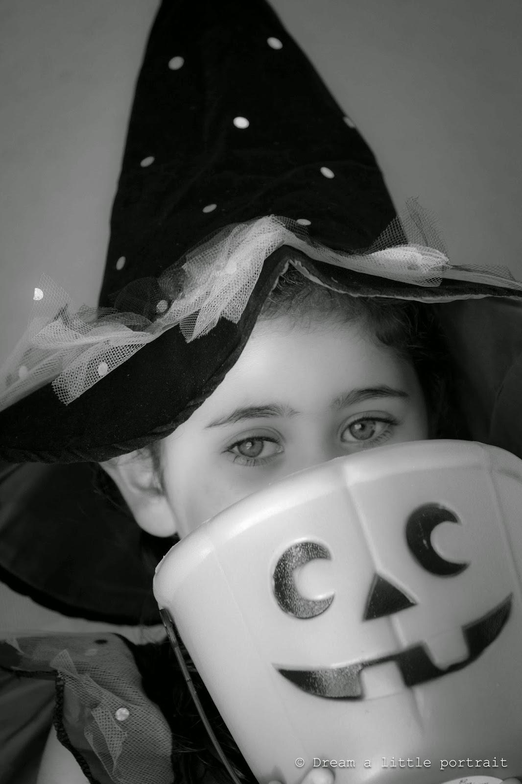 Halloween Shoot by Dream a little portrait