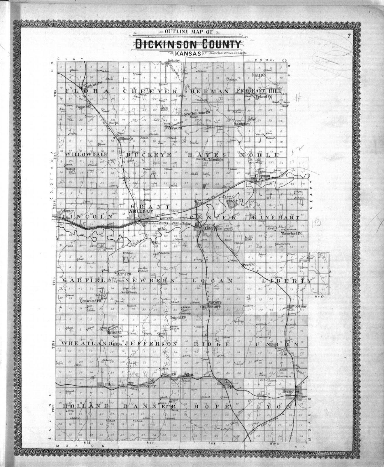 Kansas dickinson county solomon - Dickinson County