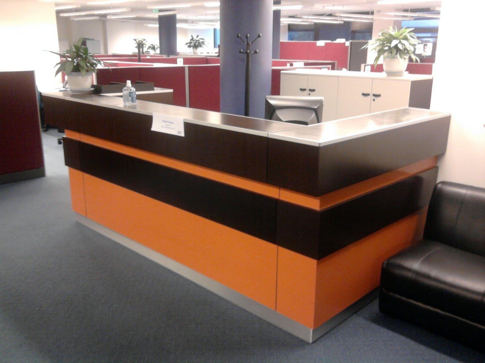 R a ch mobiliario para oficinas puestos de trabajo for Mobiliario recepcion oficina