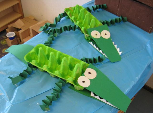 egg carton craft ideas for kids