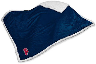 Ole Miss Rebels NCAA Blanket