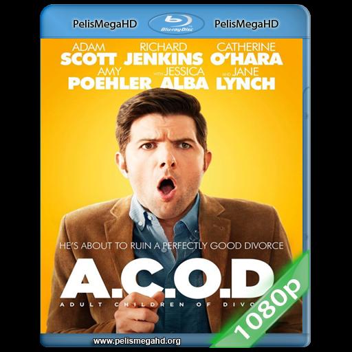 A.C.O.D. [ADULT CHILDREN OF DIVORCE] (2013) FULL 1080P HD MKV ESPAÑOL LATINO