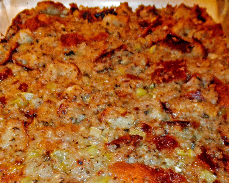 ... Heer's Culinary Corner: TRADITIONAL THANKSGIVING BREAD STUFFING