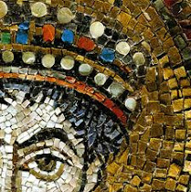 Ravenna, Basilica di San Vitale, particolare