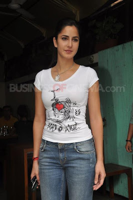 Katrina To Launches Mad-O-Wot Salon In Bandra !