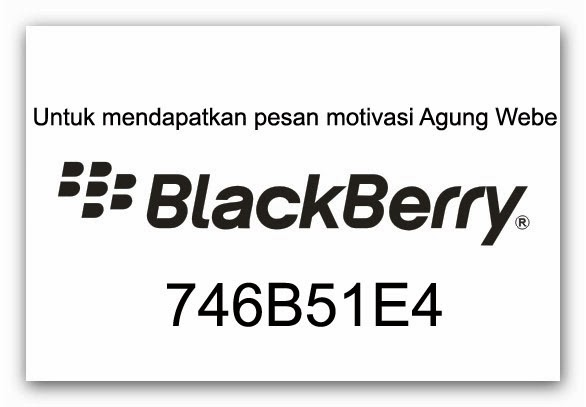 Pin  bb motivasi
